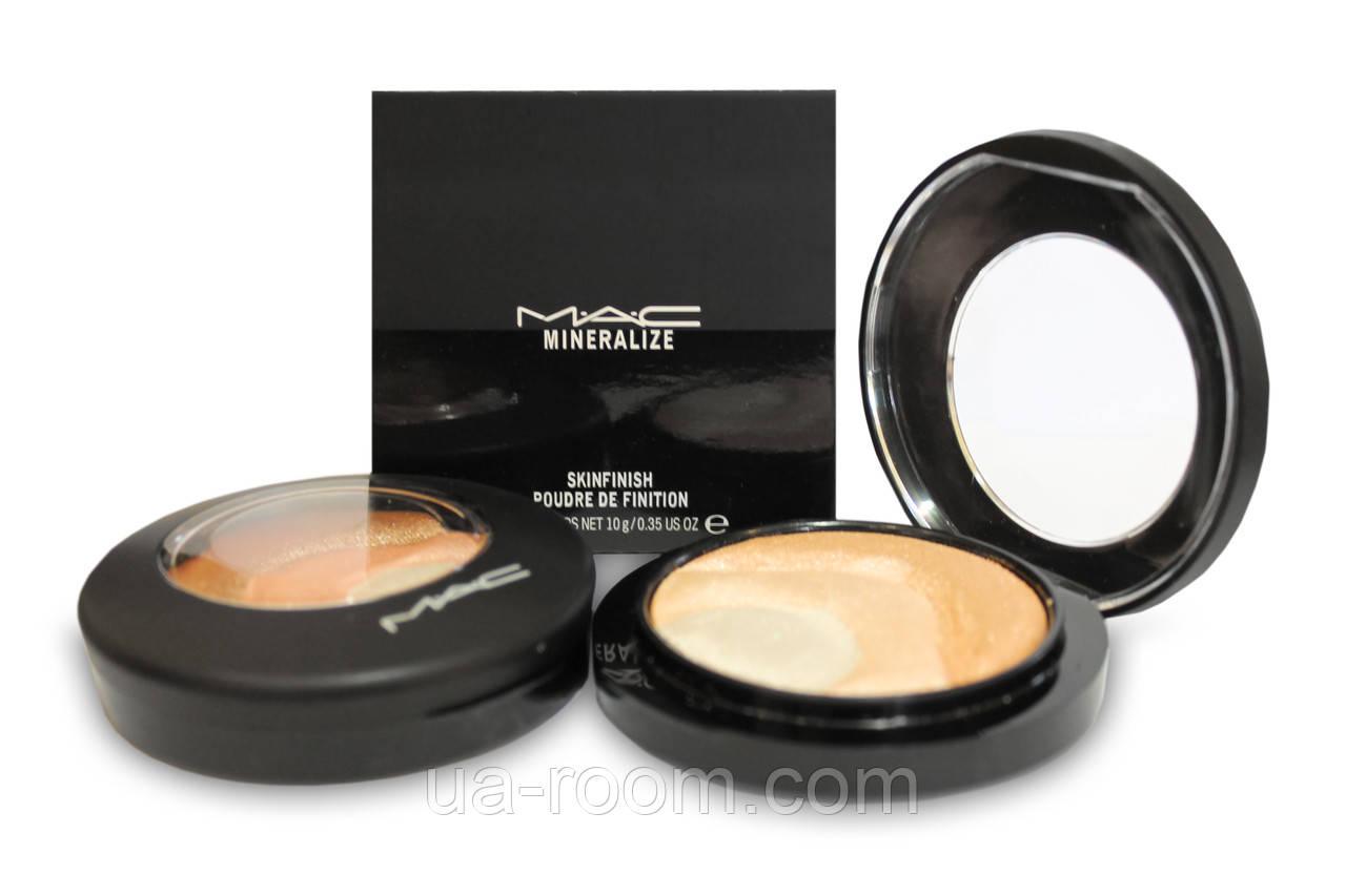 Мерцающая пудра MAC Mineralize Skinfinish Poudre De Finition MT