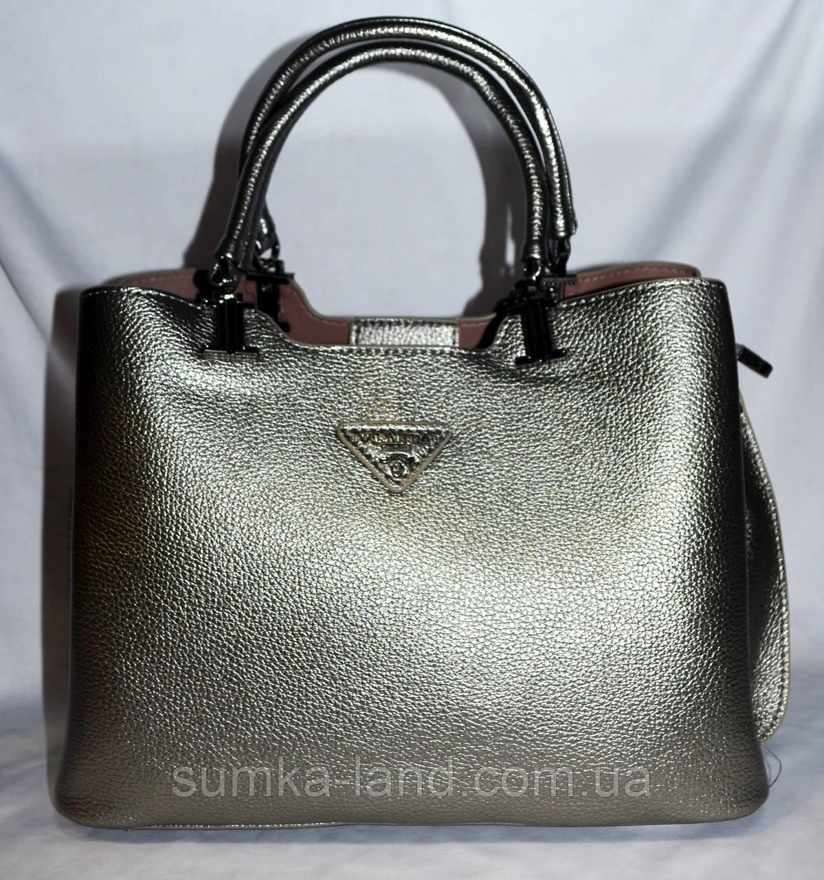 27c45bef4eeb Женская сумка Prada класса Люкс с длинным ремешком на плечо 31*23 см - SUMKA