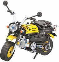 Конструктор Technic мини мотоцикл 1282