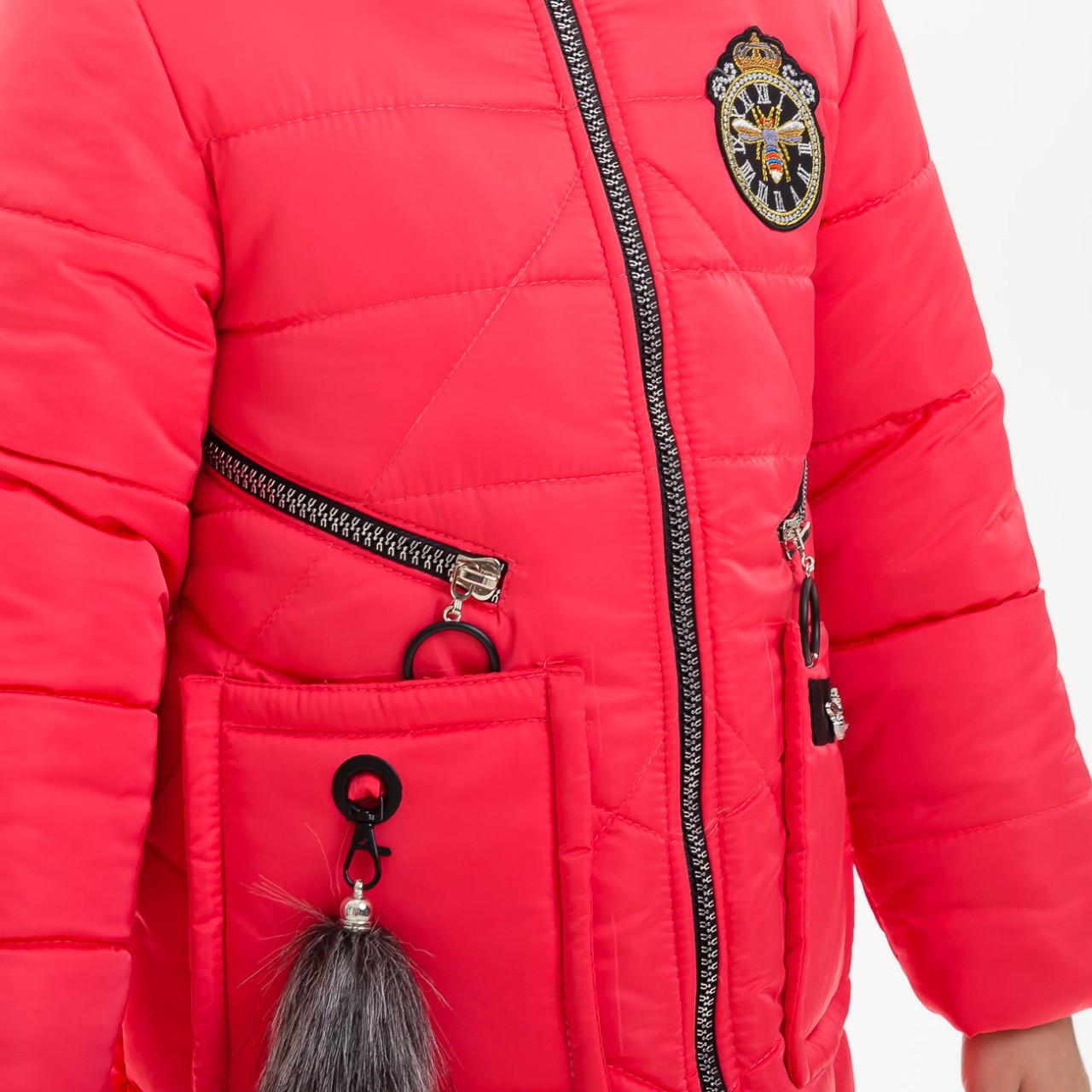 ... Зимняя куртка для девочки