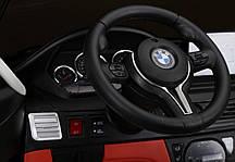 Двухместный детский электромобиль BMW X6, фото 2