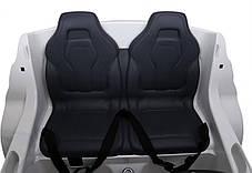 Двухместный детский электромобиль BMW X6, фото 3