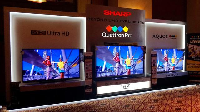 Shapr Quattron Pro line