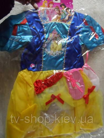 Костюм Белоснежка Disney (светится платье)