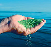 AFM – Активированный Фильтрующий Материал из зеленого стекла