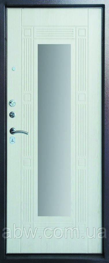 """Двери """"Портала"""" - модель Спике с зеркалом"""