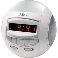Часы + радио AEG MRC 4109