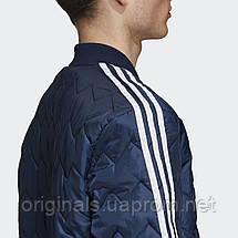 Куртка стеганная мужская Adidas SST Quilted Jacket DH5013, фото 3