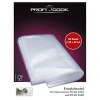 Пакеты к аппарату для упаковки PROFI COOK(Отправка в день заказа)PC-VK 1080 и PC-VK 1015 28x40 см 50 шт.