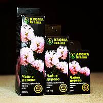 Эфирное масло чайного дерева 20 мл, фото 3