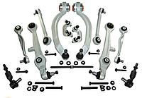 Комплект рычагов передней подвески (Дорестайл) AUDI A4 B5; ; VW PASSAT b5  1.6-4.0 11.94-03.08