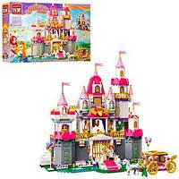 Конструктор Замок принцессы 2612 BRICK