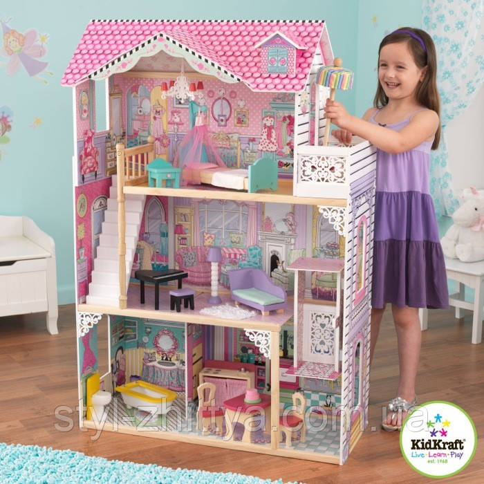 Ляльковий будиночок для Барбі KidKraft Annabelle