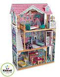 Ляльковий будиночок для Барбі KidKraft Annabelle, фото 7