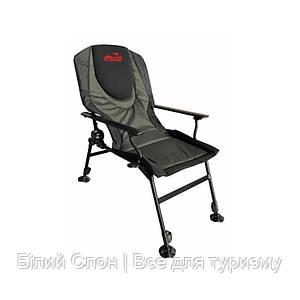 Кресло карповое с регулируемой спинкой Tramp Chairman