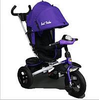 Best Trike 6590 (фара, поворот сидения, надувные колёса)