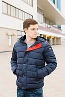 Куртка мужская темно синяя 768, фото 1