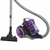 Пылесос фиолетовый CLATRONIC BS 1302