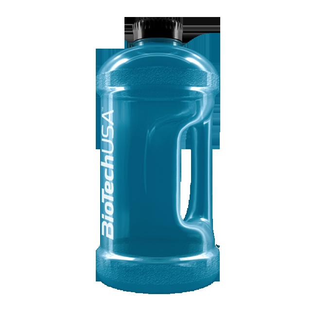 Бутылка 2,2л GALLON BIO TECH Light Цвет: Blue/синий прозрачный