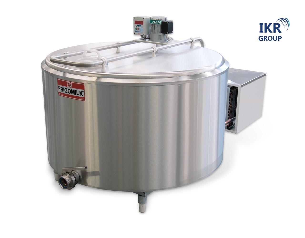 Охолоджувач молока новий Frigomilk G4 об'ємом 2000 літрів