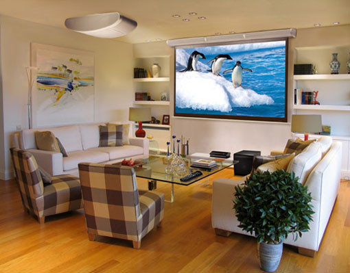 Projector Home Cinema