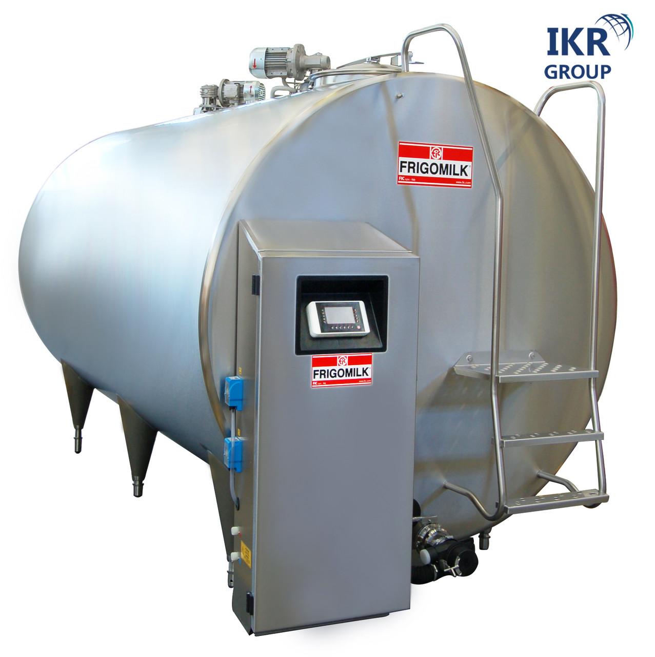 Танк охладитель молока новый Frigomilk G9 объемом 5000 литров