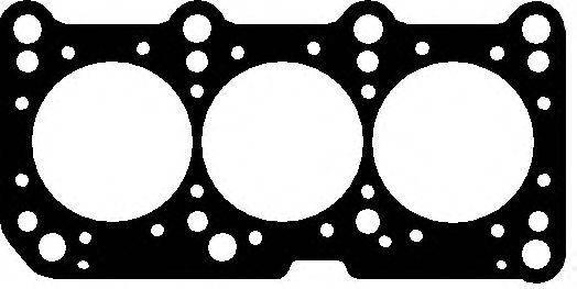 Прокладка головки блока  Audi 100 2,6-2,8 mot, ABC, ACZ, фото 2