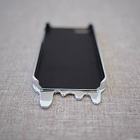 Чехол MARC JACOBS Fashion Melt Case for iPhone 5s/SE (MJ-MELT-SLVR), фото 2