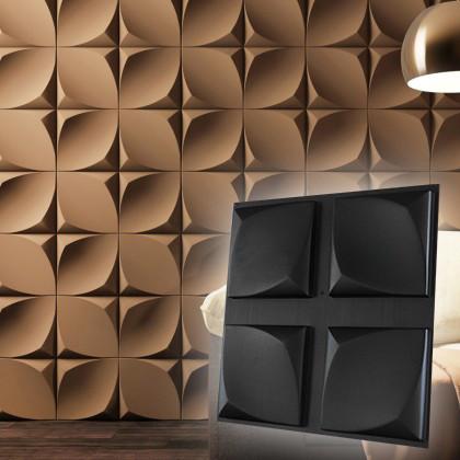 "Форма для 3D панелей ""Сириус"" 200*200 мм"