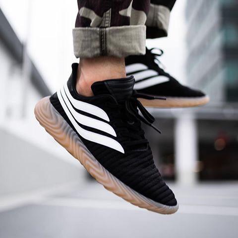 Мужские кроссовки Adidas Sobakov Black  продажа 3bd7992c6de96