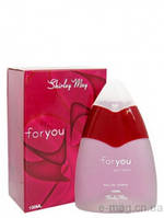 For You Туалетная вода 100 ml Women/Shirley May/