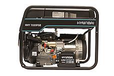 Генератор газобензиновый Hyundai HHY 7020FGE (5,5 кВт), фото 2