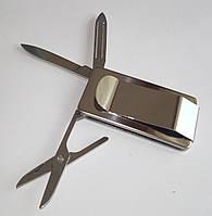 Мультитул зажим для денег, 4 предмета Stinger, фото 1