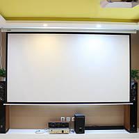 Экран для проектора 100 дюймов 254см, фото 1