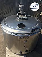 Охладитель молока Б/У ALFA LAVAL 600 открытого типа объёмом 600 литров, фото 1