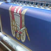 Печать на флажной ткани
