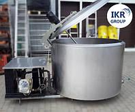 Охладитель молока Б/У ALFA LAVAL 800 открытого типа объёмом 800 литров, фото 1