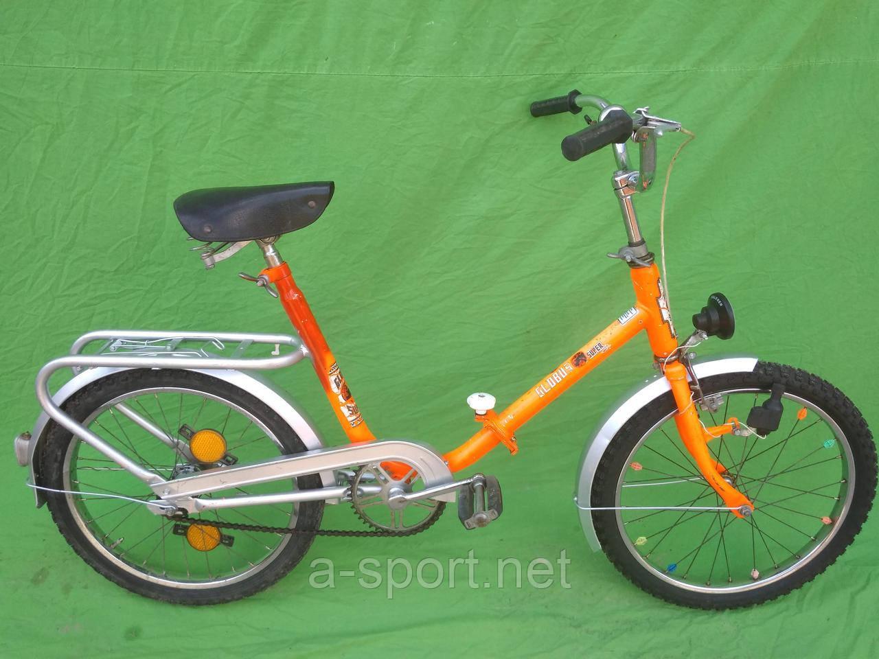 Складний велосипед Globus, колеса 20