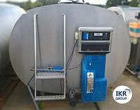 Охладитель молока Б/У ALFA LAVAL 7500 закрытого типа объемом 7500 литров