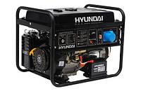 Бензиновый генератор HYUNDAI HHY9000FE 6.0-6.5 кВт
