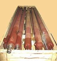 Гидроцилиндр выдвижения стрелы  автокрана КТА-16, КТА-18, фото 2