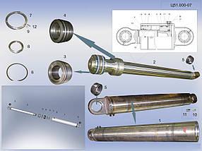 Гидроцилиндр подъема стрелы автокранов, фото 3