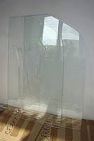 Задние цельные боковые стекла ВАЗ 2101-07 (сталенит, 4 мм)