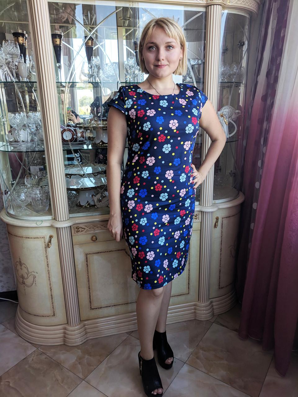 Платье Selta 731 размеры 50, 52, 54, 56