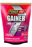 PowerPro Gainer 2000g (Ирис крем)