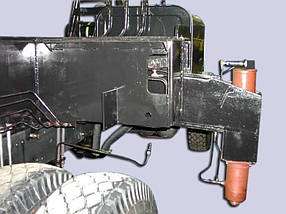 Гидроцилиндр опоры автокрана, фото 2