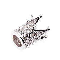 Намистина корона (1), срібло