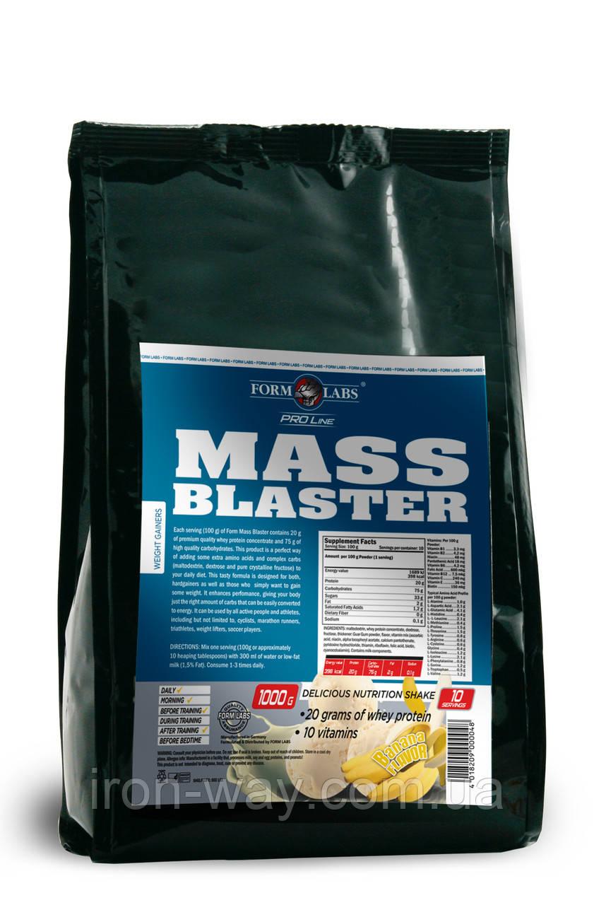 Form Labs Mass Blaster 1000g (ваниль)