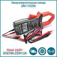 Токоизмерительные токовые клещи Uni-T UT-205