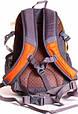 Яркий детский рюкзак Onepolar W1590-orange 20 л, фото 2